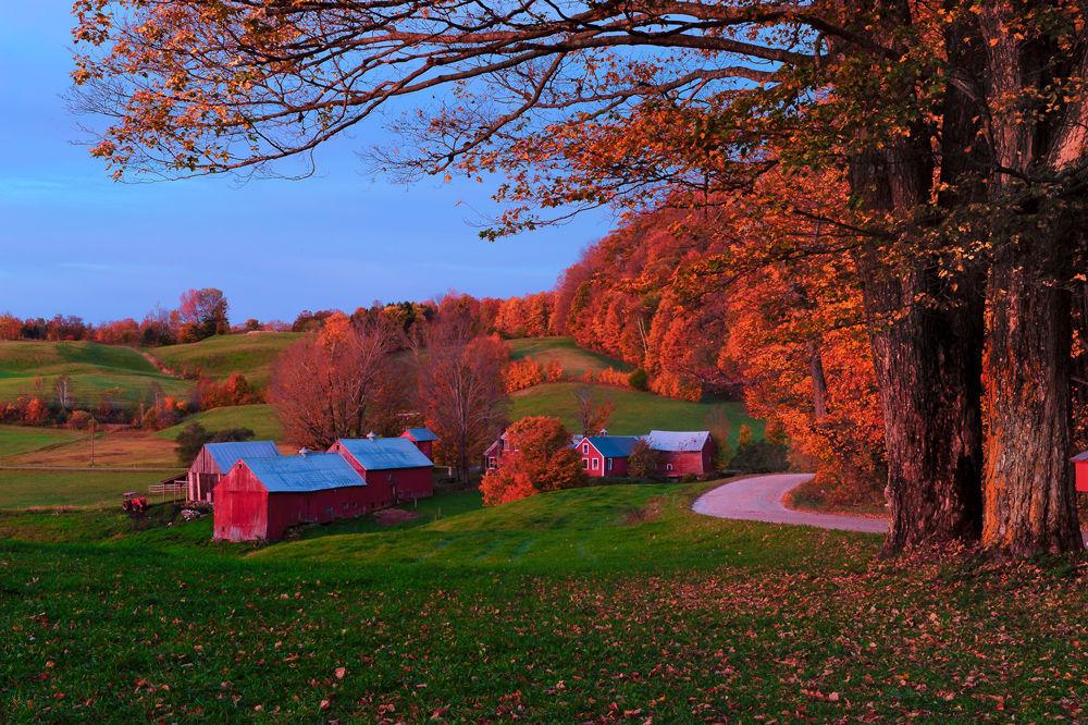 10 Most Beautiful Autumn Places Beautifulnow
