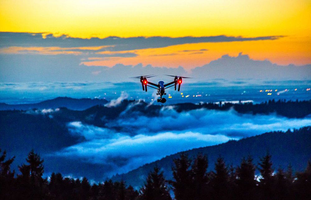 Incredible Aerial Landscape Pics
