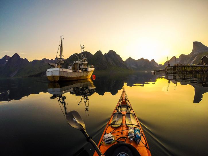 An Amazing Armchair Kayak Adventure Awaits You Now
