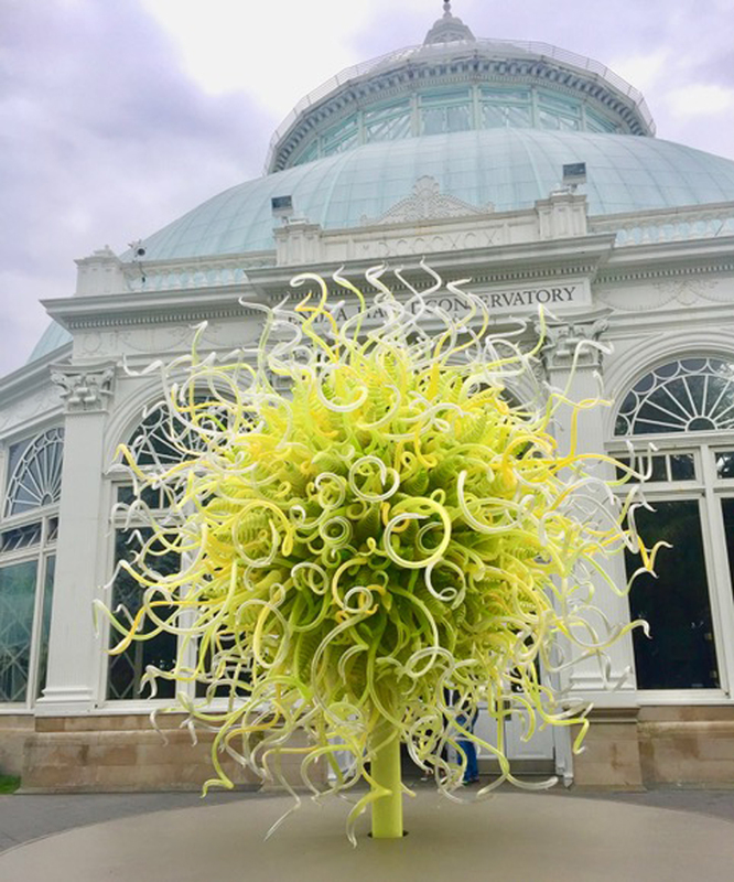 Amazing Chihuly Glass Sculpture Beautifulnow