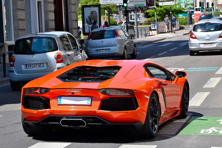 Ten Beautiful Orange Cars Now BeautifulNow - Beautiful fast cars