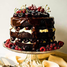 black forest wedding cake recipe beautifulnow is beautiful now beautiful things happening 11866