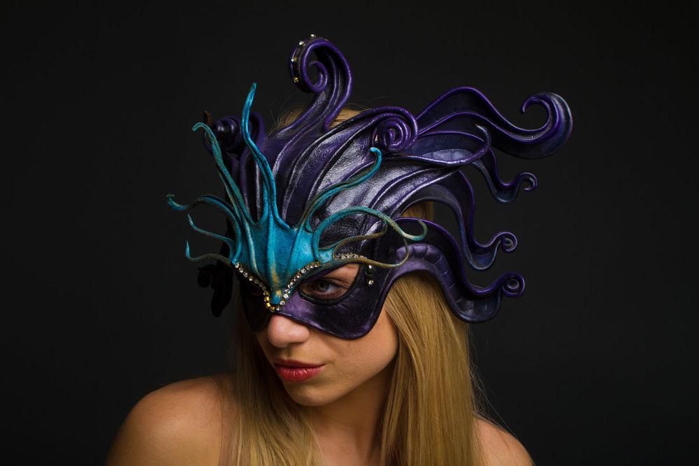 Mask Full Face Mask Masquerade Masks Woman Masquerade Ball Mask Fantasy Mask Costume Mask Custom Masquerade Mask Custom Fantasy Mask
