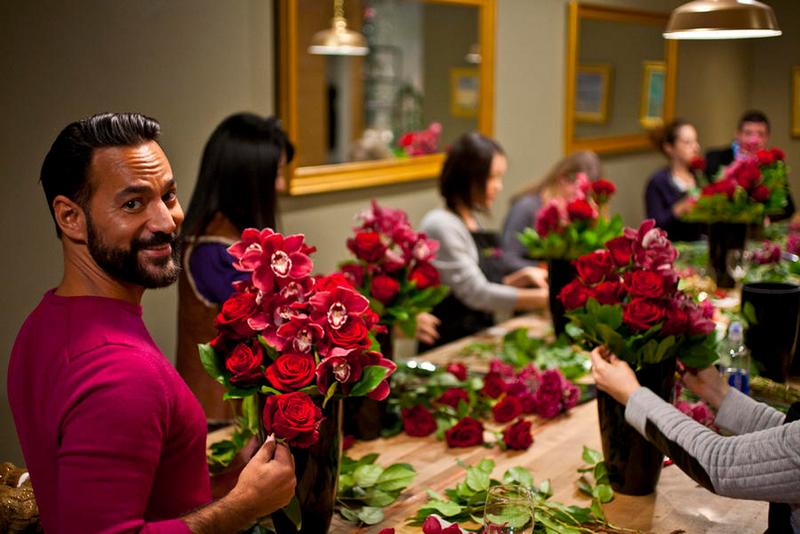 Flowerschool New York Most Beautiful Flower Schools Beautifulnow
